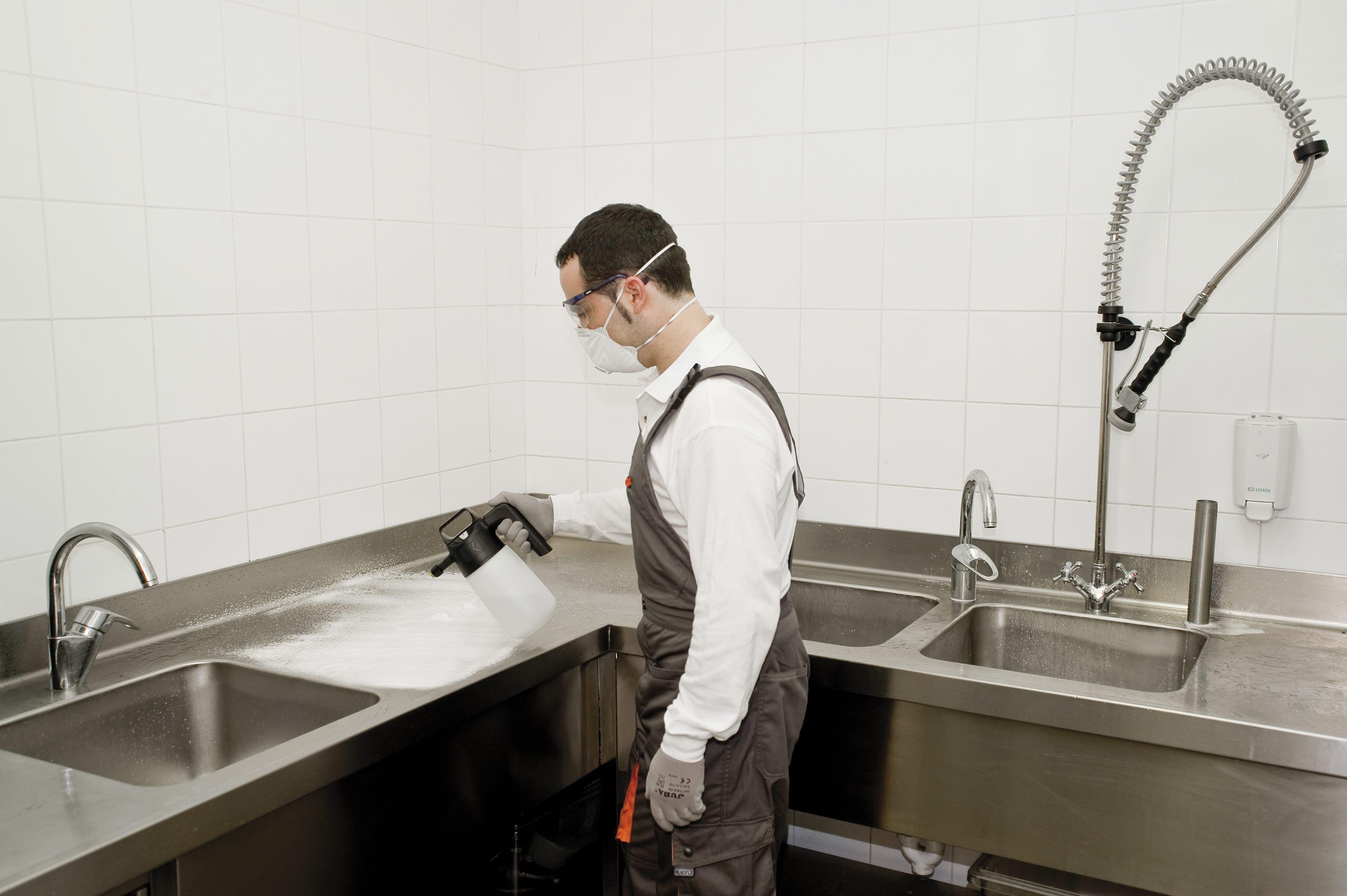 foam sprayer for kitchen