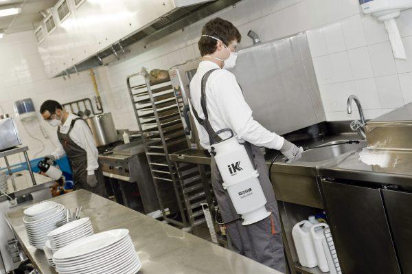 iK foam sprayer for kitchen